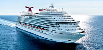 Sail with Carnival Vista in 2016