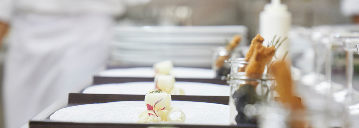 enjoy culinary masterpieces at chef's table