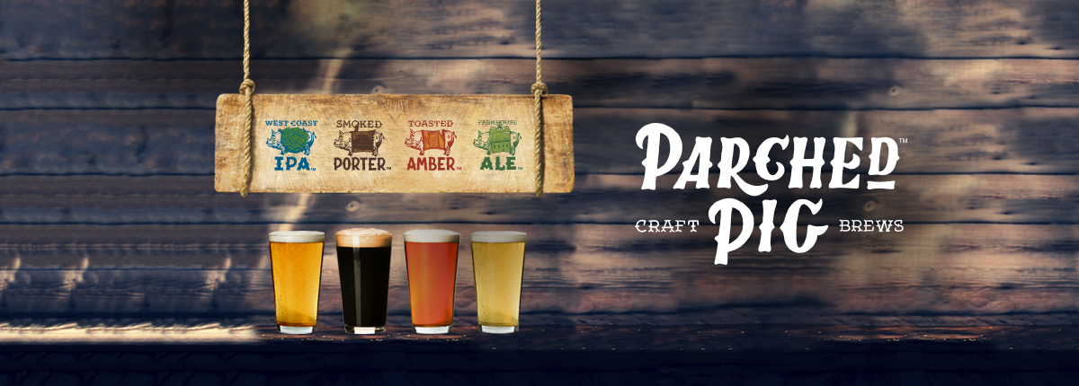 parched pig craft brews