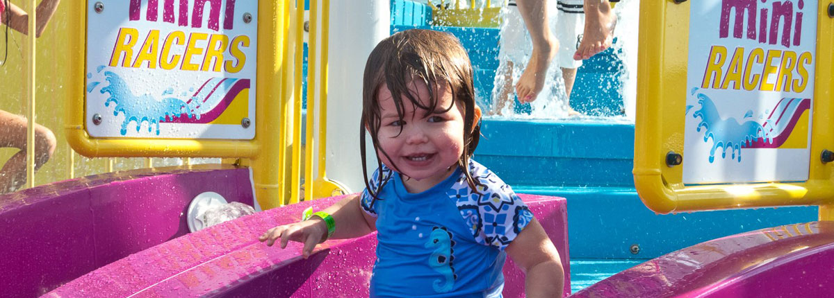 waterpark for kids on cruise ships