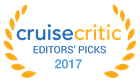 2017 Cruise Critic Editors' Picks Awards logo