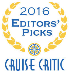 Cruise Critic 2016 Editors' Picks Awards Logo