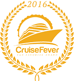 2016 Cruise Fever Fan Awards Logo