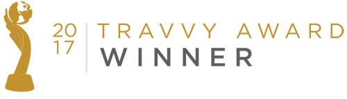 2017 Travvy Award Winner Logo
