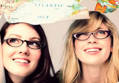 10 Reasons the Girls With Glasses Need a Vacation
