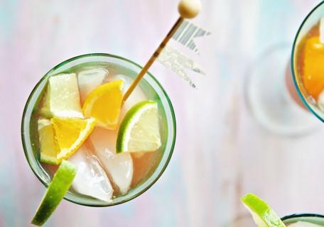 Sparkling Seabreeze Cocktails