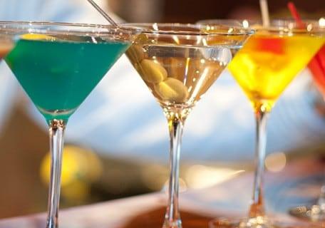 Top 10 Favorite Cruising Beverages