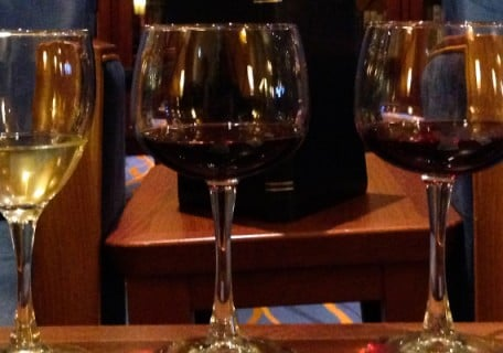 How To Navigate The Wine Selections On a Cruise