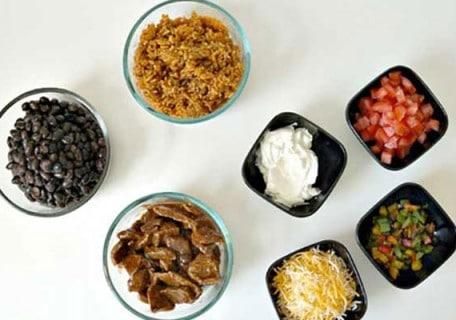 Homemade BlueIguana Cantina Burrito Recipe