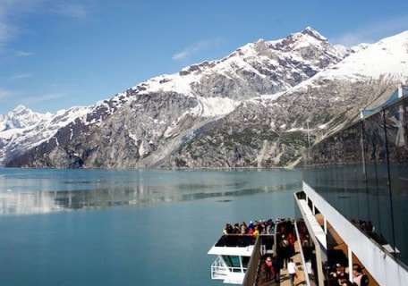 Alaska Cruising on the Carnival Legend