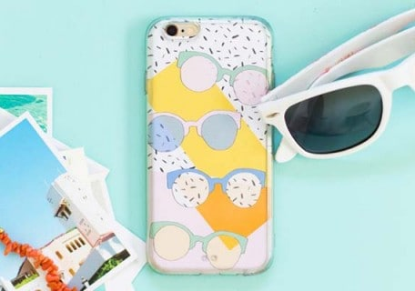 DIY Printable Smartphone Case Designs