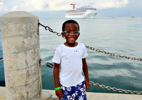 Childhood Cruise Memories