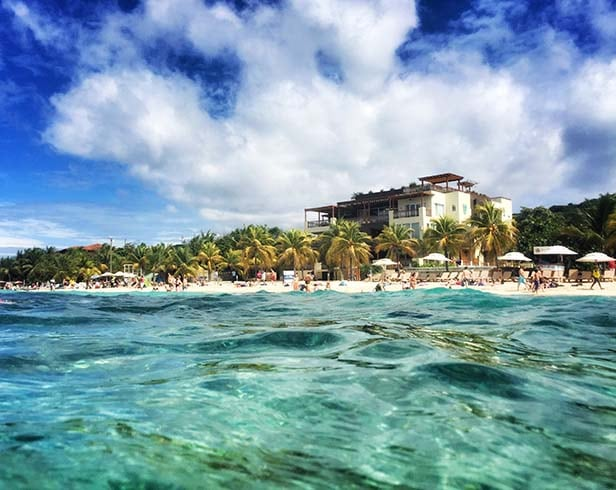 Beach island resort, Honduras travel, Island resort |Roatan Carnival 2016
