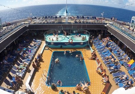 """Yes Day"" Aboard a Carnival Cruise"