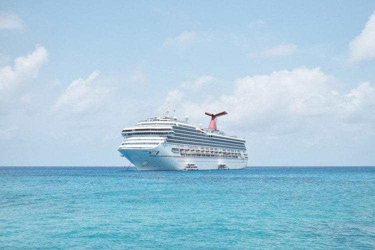 The Carnival Glory - My cruise ship