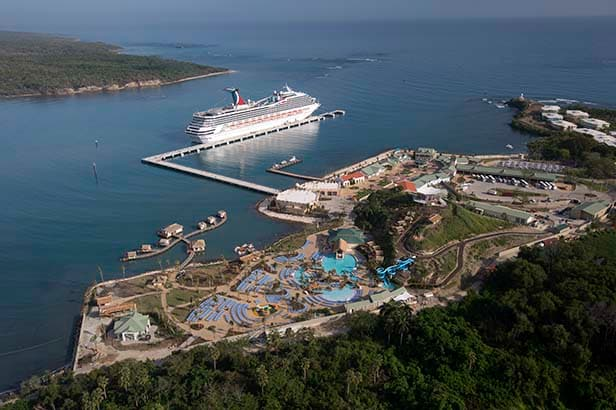 Amber Cove Gem Of A Destination Away We Go Carnival