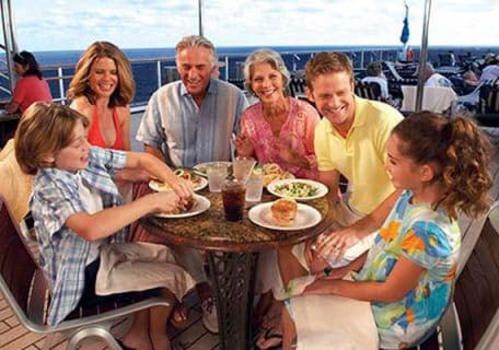 How a Family Cruise Gives You More Bang for Your Buck