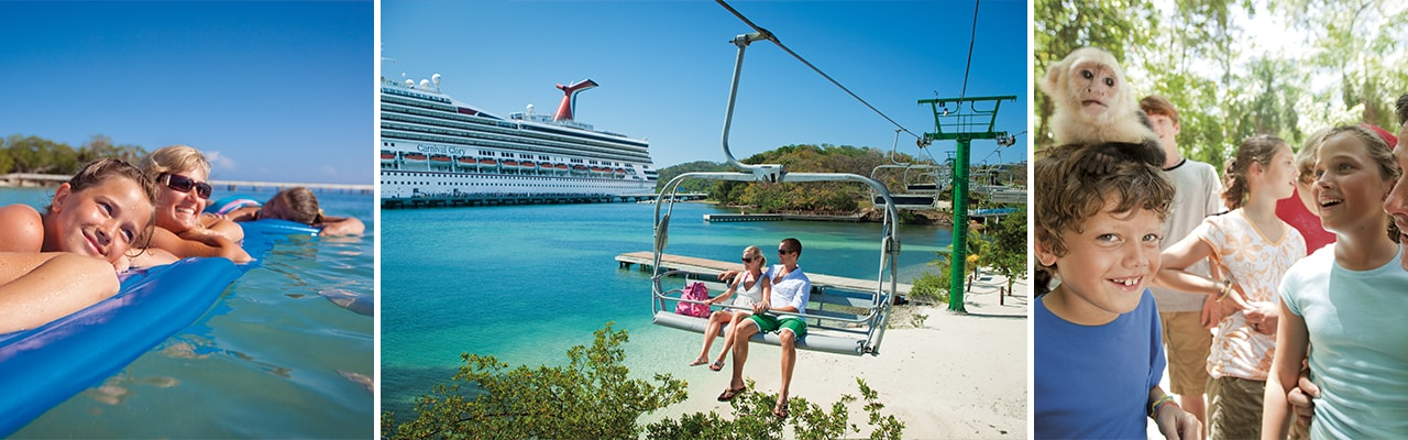 10 of the Most Dangerous Cruise Ports in the World |Roatan Carnival 2016