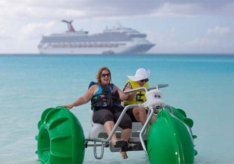 Half Moon Cay: Limitless Activities for All Ages!