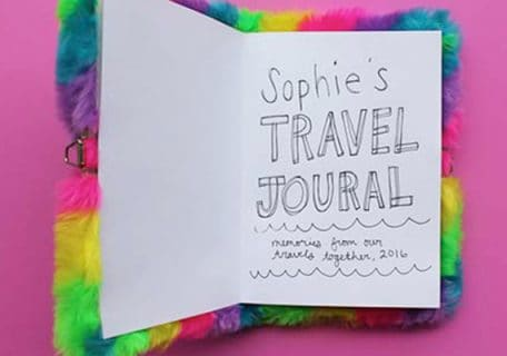 All Aboard: Sophie's Travel Journal