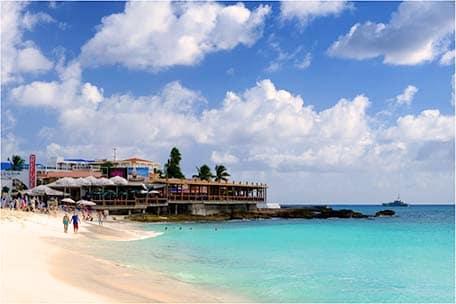 Maho Beach in St. Maarten