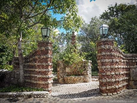 Altos de Chavon village in La Romana, Dominican Repub