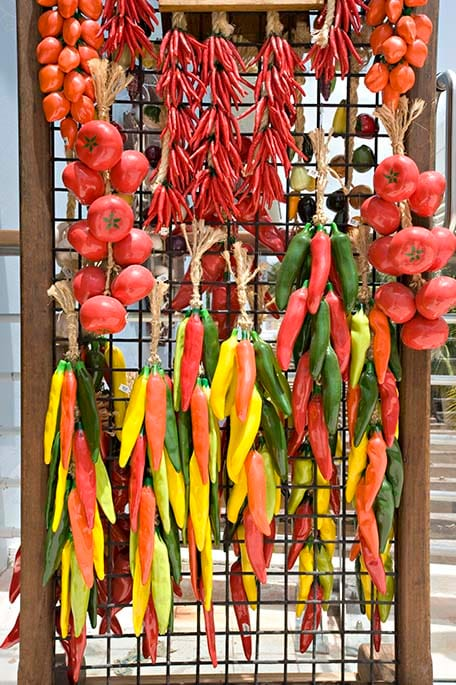 peppers in cozumel