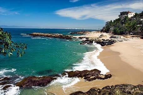 beach in puerto vallarta