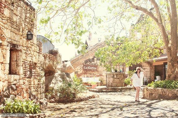 Altos de Chavon village in La Romana, Dominican Republic
