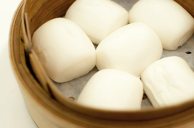 steamed chinese bun known as manapua