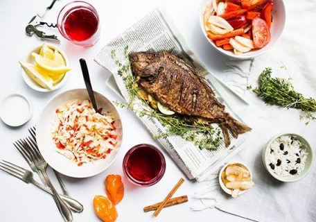How to Cook a Caribbean Style Whole Fish
