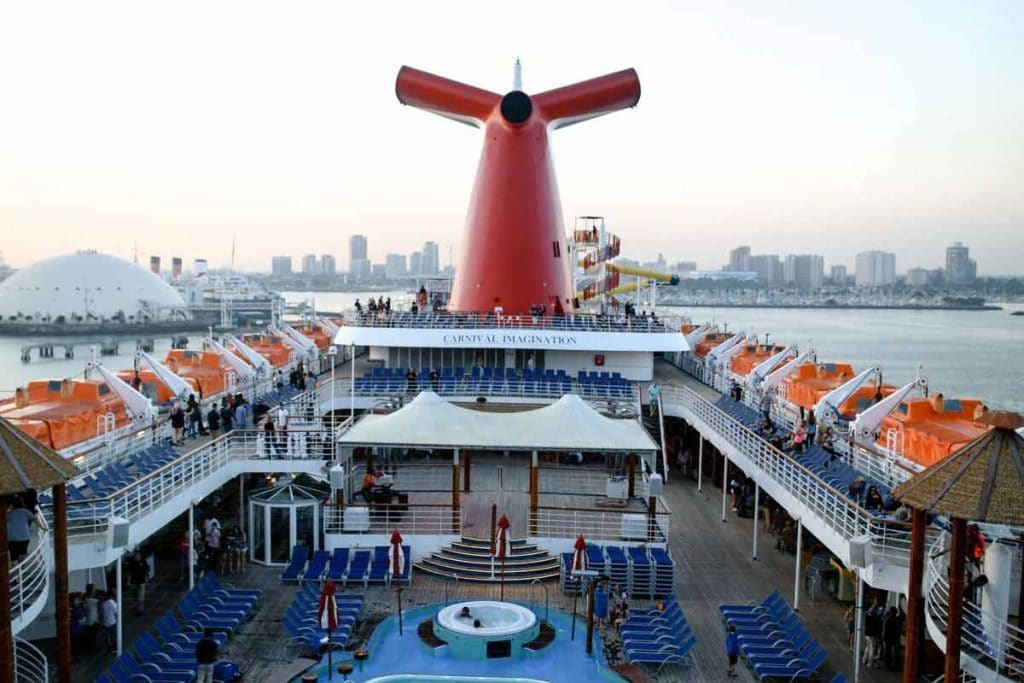 carnival imagination funnel