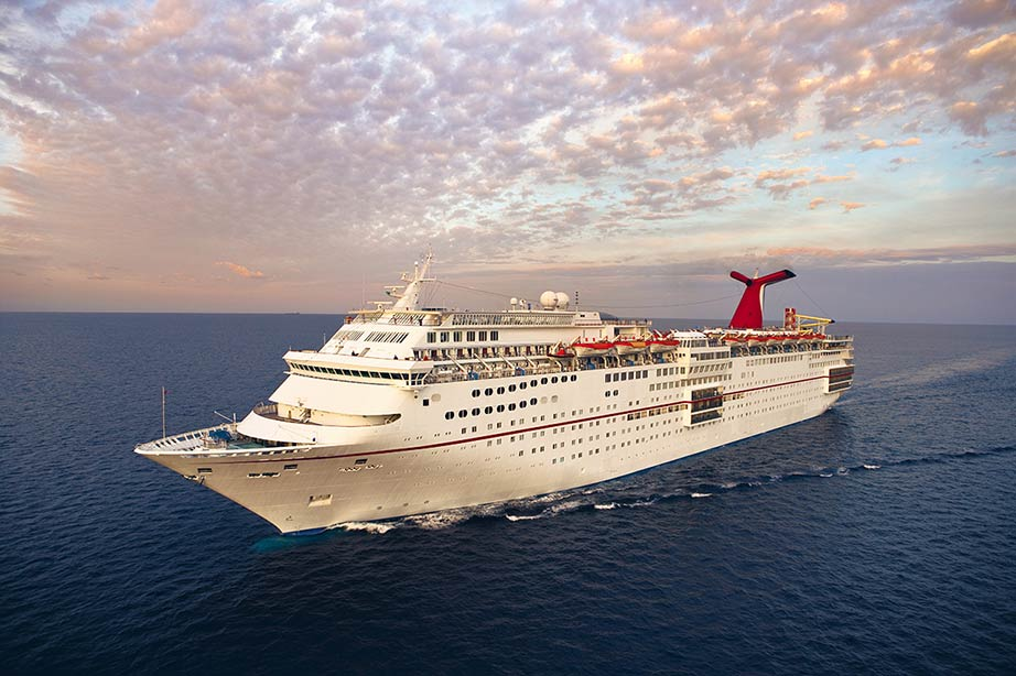 carnival fascination cruising in the southern caribbean