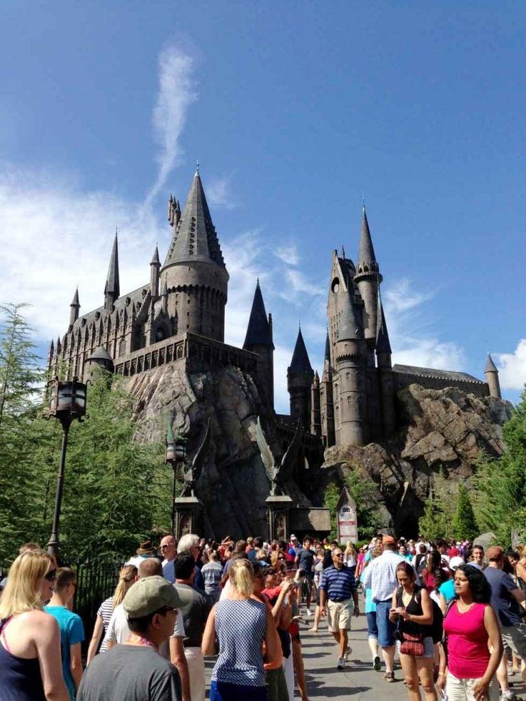 wizarding world at universal florida