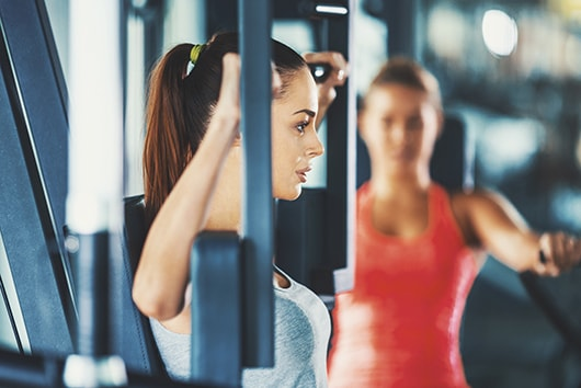 5 easy workouts to lose weight