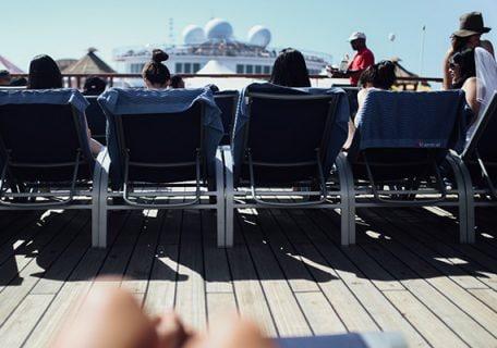 Girls Weekend Getaway on a Carnival Cruise