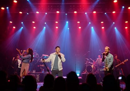 Our Rockin' Night With Nick Jonas and Carnival LIVE!