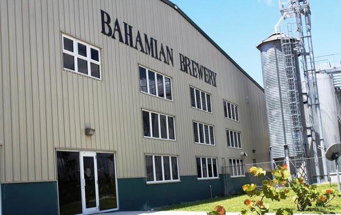 bahamian brewery in freeport, the bahamas