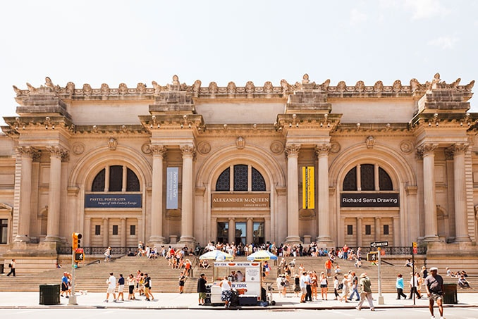 art museum in new york city