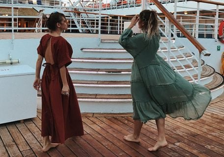 Our Days at Sea with Carnival!