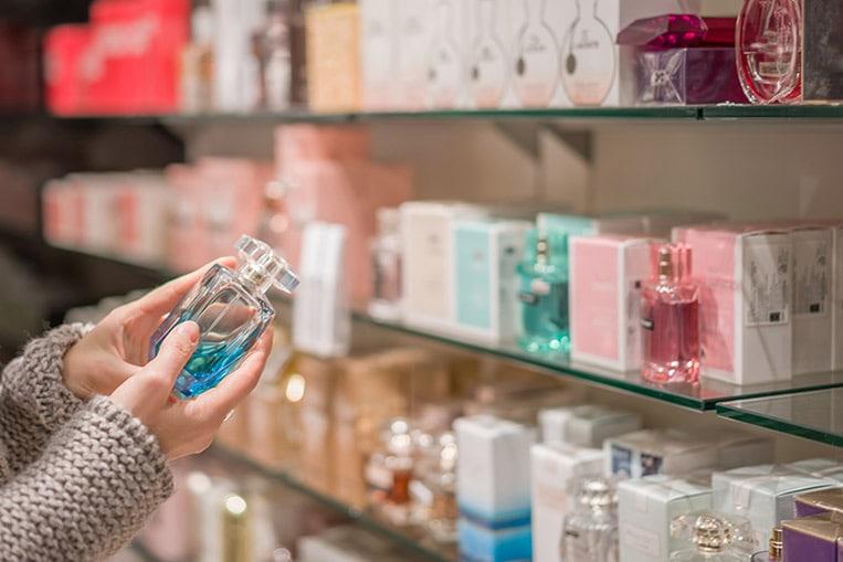 shopping for european perfumes