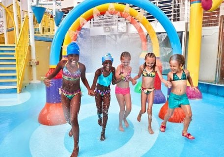 Carnival Breeze: Kids' Activities and Family Fun