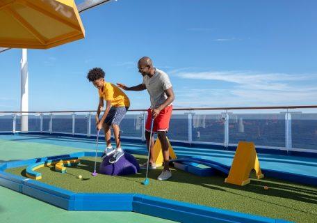 Carnival Spirit: Kids Activities and Family Fun