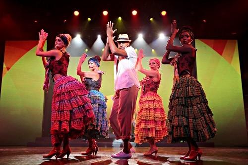 playlist production's latin nights play onboard carnival horizon