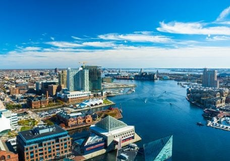 Top Cruises Departing from Baltimore