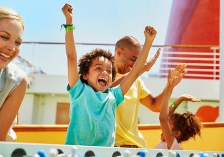 Carnival Vista: Kids' Activities and Family Fun