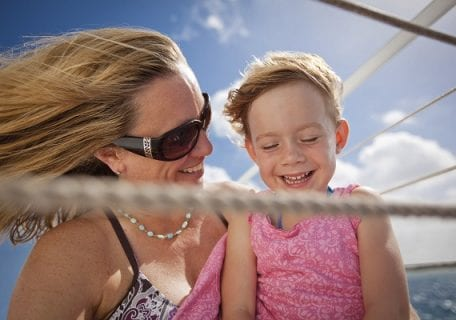 Why Cruises Are the Perfect Vacation for Single Parents