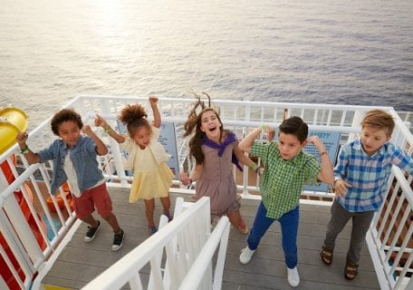 Carnival Legend: Kids' Activities and Family Fun