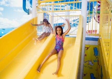 Carnival Dream: Kids' Activities and Family Fun