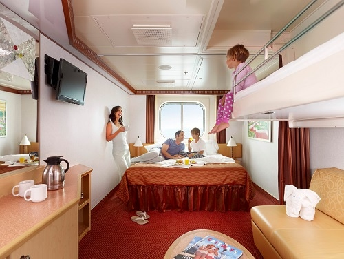 How To Choose A Room Ultimate Guide To Carnival Staterooms Carnival